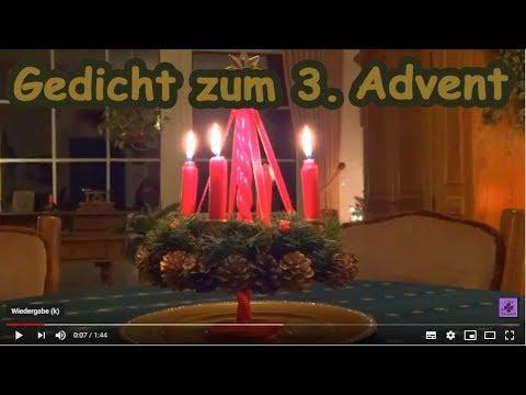 fg252 gedicht zum 3 advent dritter adventssonntag. Black Bedroom Furniture Sets. Home Design Ideas