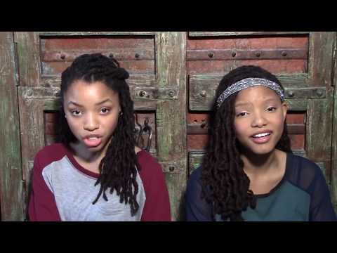 Beyonce 'Pretty Hurts Chloe x Halle Cover'