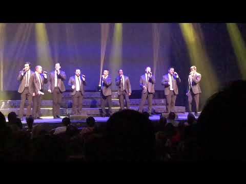 Rick Hamada & Scotty B - Auld Lang Syne performed live by Straight No Chaser. Blaisdell Concert Hall