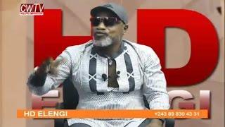Koffi Olomide à Cœur Ouvert sur CongoWebTv - Nous sommes des concurrents et non des ennemies