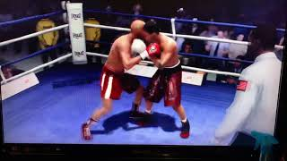 Gervonta Davis Vs Ray Beltran (Fight Night Champion Simulation)