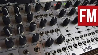 Modular Monthly: Exploring phase distortion synthesis with the WMD PDO