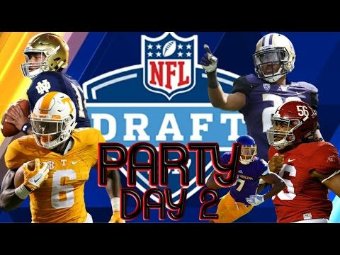 NFL Draft 2017: 2nd round picks LIVE updates, analysis | Eagles pass on Mixon, Cook to Vikings