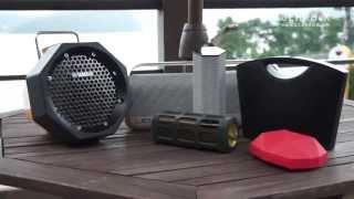 6 outdoor speakers