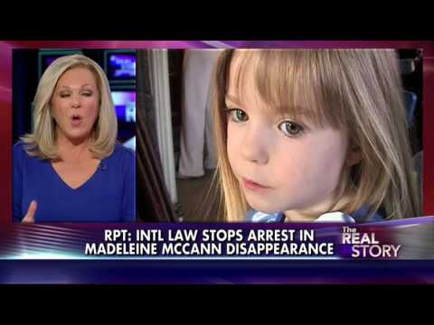 Police Know Who Kidnapped Madeleine McCann, Can't Arrest Them