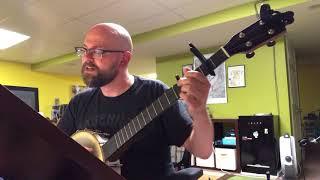 Take Me Home, Country Roads (John Denver Cover, Banjo)