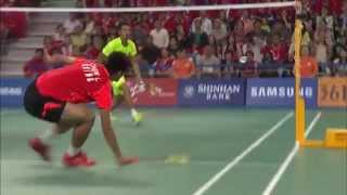 [HD] F - 2014 Asian Games - MS - LIN Dan vs CHEN Long