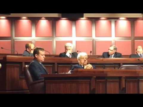 Senate Education Committee debates educator leave bill