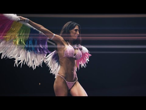 2017 SAF Summer Spectacular Open and Pro Bikini Model Highlights