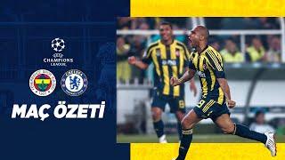 MAÇ ÖZETİ Fenerbahçe 2-1 Chelsea (2007-08 Şampiyonlar Ligi)  Fenerbahçe SK