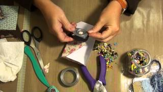 How to make coin envelopes using your envelope punch board