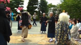 平23.5.15(日)南部領辻の獅子舞~村回り(埼玉県さいたま市)