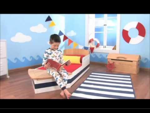 KidKraft Boat Toddler Bed In Canada