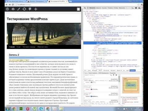 Как убрать дату публикации и автора в wordpress