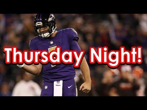 DraftKings Picks Week 2 NFL Thursday Night Football