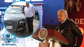"""AMLO declina invitación de empresario para utilizar """"Bestia mexicana"""""""