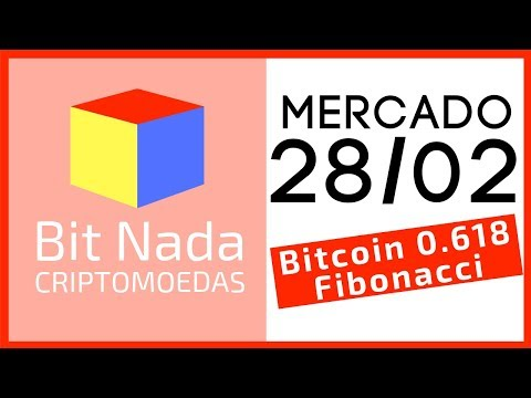 Mercado de Cripto! Bitcoin corrigindo 0.618 de Fibonacci / ETH / Blockchain automotiva