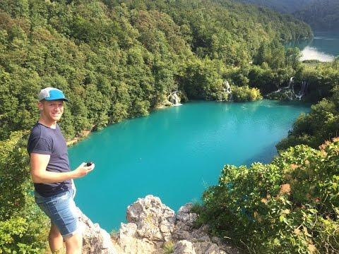 Plitvice Lakes National Park, Croatia - Interrailing Europe Part 4