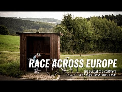 Race Across Europe - Full Film 2016
