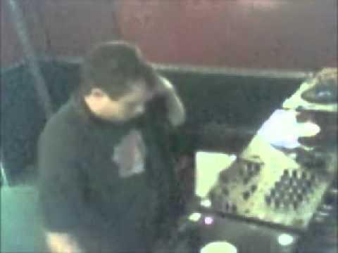 DJ John-E Live at Grooveline Studios Lisbon Portugal 2004