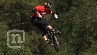 BMX Trick Tip! How To Do Turndowns With Ryan Nyquist &...
