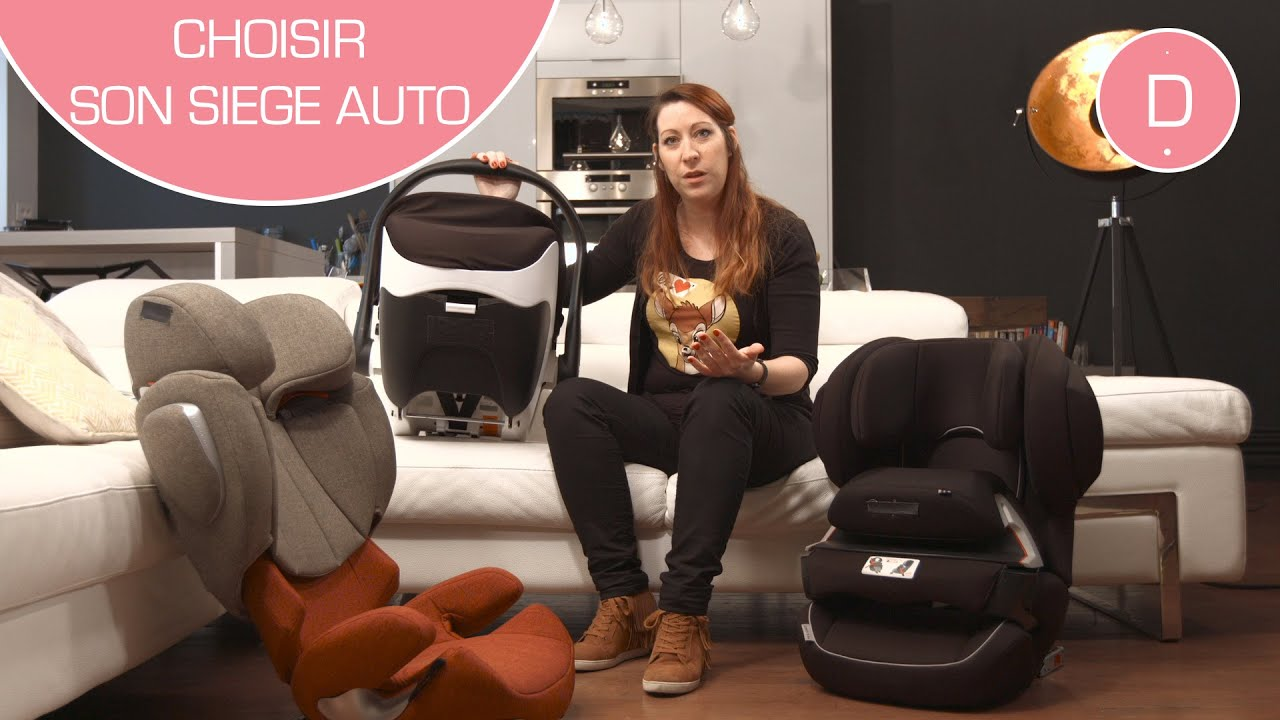 Comment choisir le si ge auto de b b conso b b youtube - Comment choisir le matelas de bebe ...
