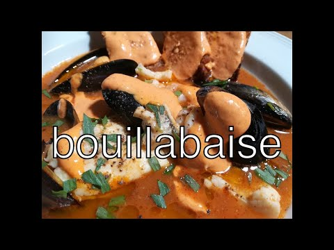 How To Make Bouillabaisse, The Classic Provençal Fish Stew From Marsais, With Rouille