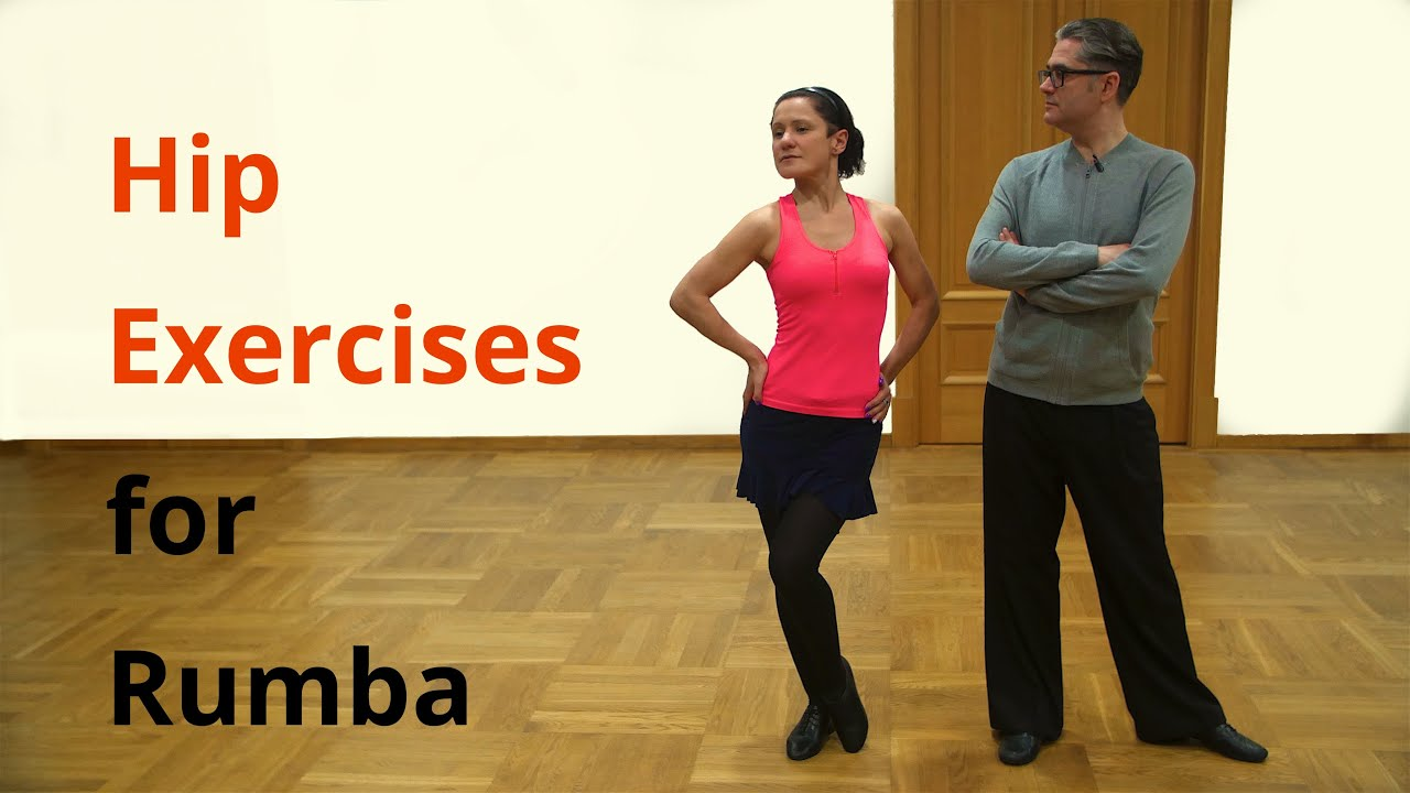 Dance Workout Video Series: Rumba