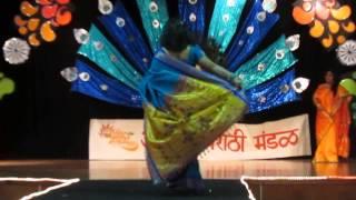 paithani fashion show omm gudhi padwa celebration