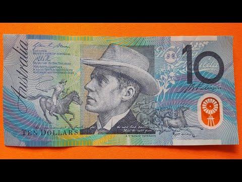 Australian $10 Banknote