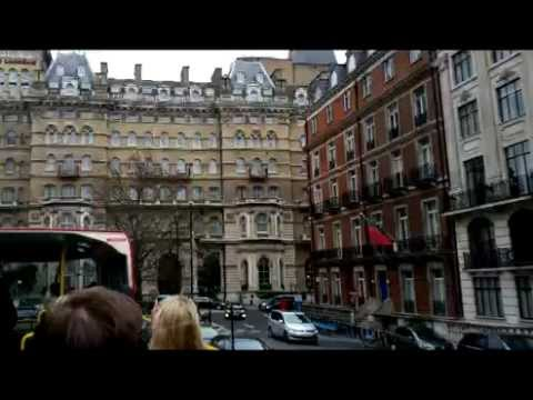 London, England - University of Cincinnati Spring Break 2015