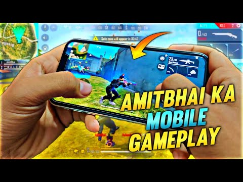 Free Fire Live || Mobile Gameplay || Live - Desi Gamers