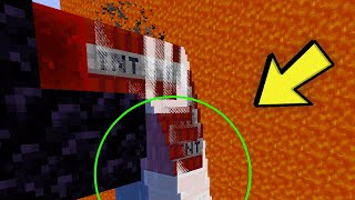 Minecraft: Lava Cast Tower HACK
