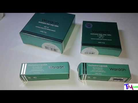 unboxing-wardah-exclusive-collection