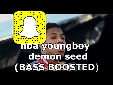 nba youngboy   demon seed (BASS BOOSTED)