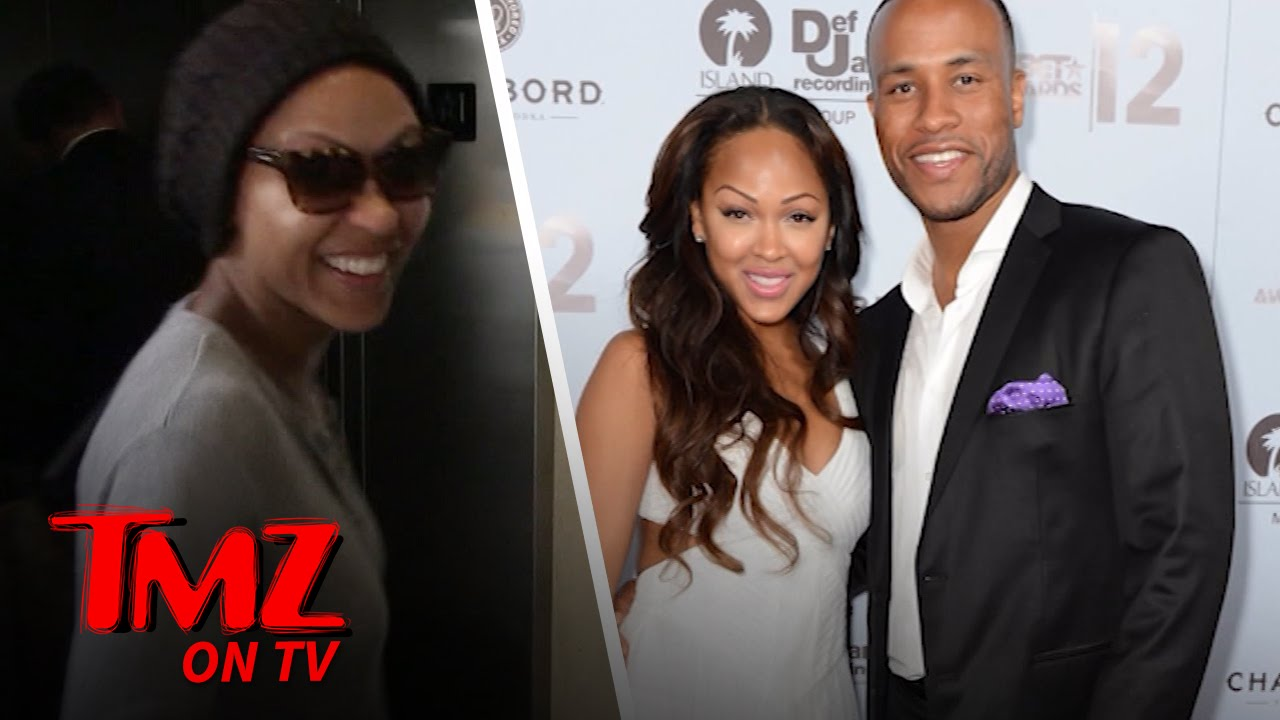 Meagan Good Wedding.Meagan Good Celebrated Her Wedding Anniversary By Facing One Of Her Biggest Fears Tmz Tv