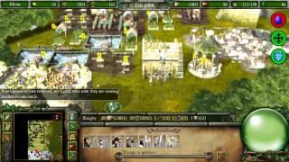 Stronghold Legends - 2.Hra a zase Porážka :( (Frcacek - Let