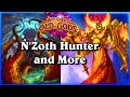 Beast N'Zoth Lightbringer and More ~ Whispers of the Old Gods ~ Hearthstone Heroes of Warcraft