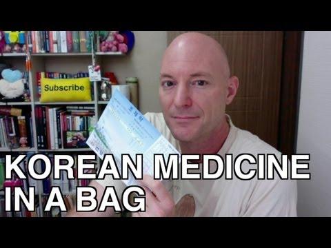 Korean Medicine in a BAG!