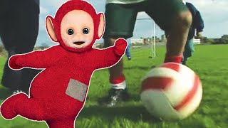 Teletubbies: Football - Full Episode | Play football with the Teletubbies
