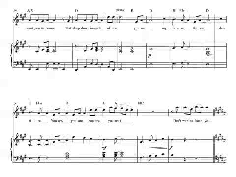 Clarinet - I Want It That Way - Backstreet Boys Sheet Music, Chords ...