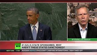 Obama accused of behaving like Bush before the Iraq War
