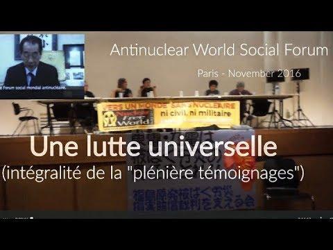 FSMA2017 - Une lutte universelle
