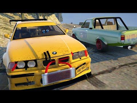 GTA 5 FiveM Drifting ! NEW FAV CAR!!