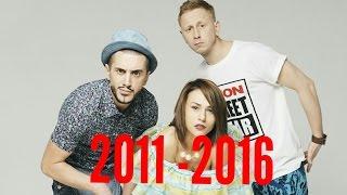 Все песни группы IOWA с 2011 по 2016 год.
