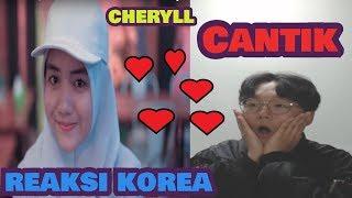 Download (Reaksi Orang Korea) MAROON 5 - MEMORIES (COVER & LYRICS CHERYLL)