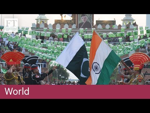 India and Pakistan at 70