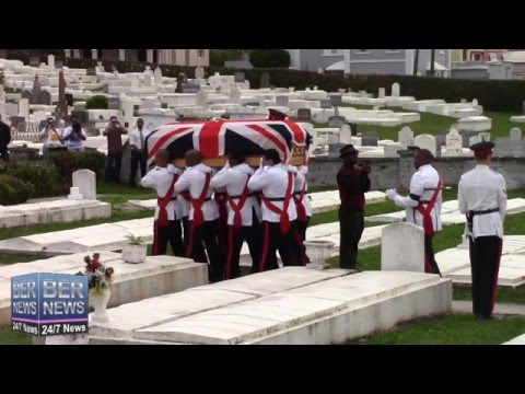 Sergeant Dejion Stange Simmons Laid To Rest, December 4 2015