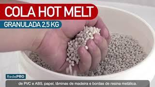 Oferta Imbatível - Cola Branca Hotmelt 2,5Kg
