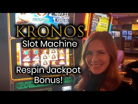 Kronos and 88 Fortunes Big Bets! Jackpot Re-spins!!!